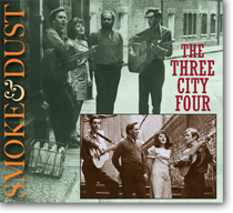 The Three City Four CD cover